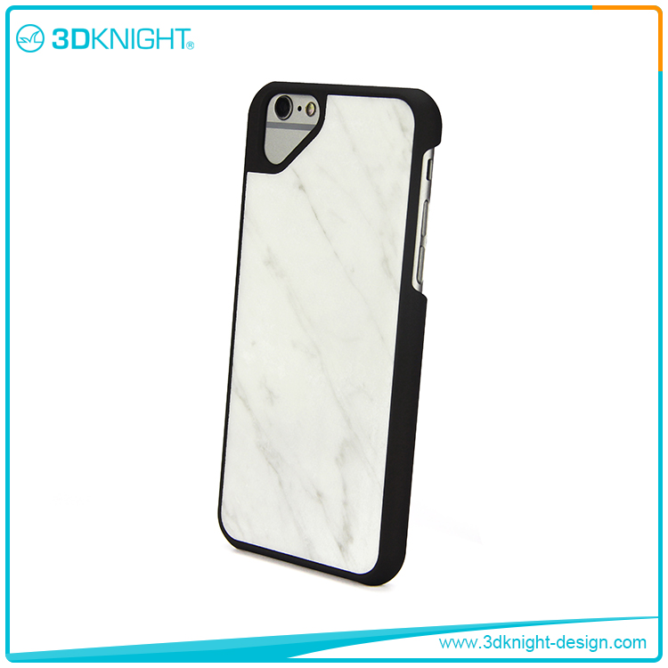 China Manufacturer Case for iphone 6 6s white marble case