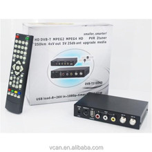 Tablet DVB-T2100HD SD DVB-T mpeg4 h264 digital tv box-hdtv receiver
