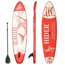 Double Layers drop stitch Inflatable Stand Up Paddle Board For Yoga and Pilated