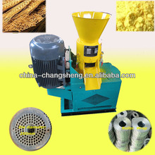 100-300kg/h animal food pellet making machine for chicken rabbit sheep cow