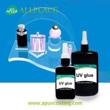 China Wholesale LOCA Uv Glue Liquid Optical Clear Adhesive for Acrylic
