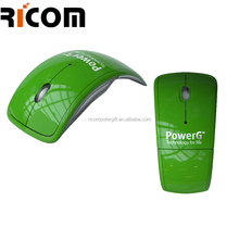 optical folding mouse,folding computer mouse,folding wireless mouse--Shenzhen Ricom MW8013