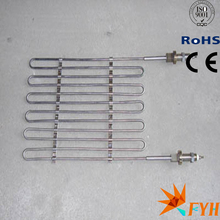 Vacuum forming heater,vacuum infrared tubular heating element. customized far infrared heating element