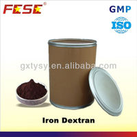 Pharmaceutical nutritional medicine 38% iron dextran powder