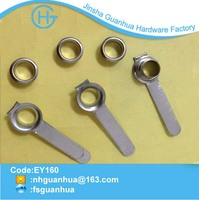 Office equipment iron metal tadpole clip with high quality for people