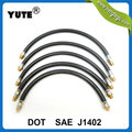 YUTE flexible auto parts 1/8 sae j1402 brake hose in front system