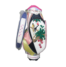 New Design high quality customized ladies pu golf cart bag
