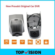 New Product Original Car Black Box DVR 2015 Wifi 170 degree Wide Angle For BWM