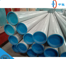 Antibacterial technology spiral welded steel pipe polyethylene lined galvanized steel plastic pipe