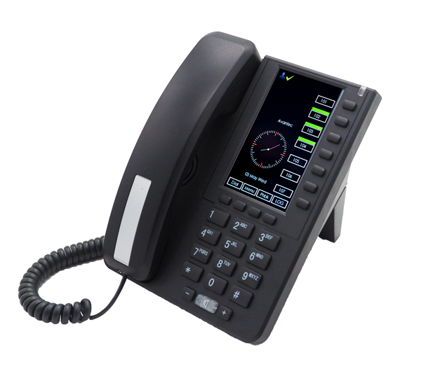 android IP Phone touch color LCD voip OEM PHA23N
