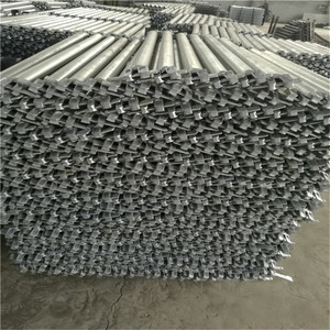 Chinese Galvanized Scaffolding Material System Steel Mobile Platform Construction Ringlock Scaffold