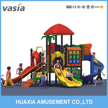 Commercial playground equipment,curved slide playground slides