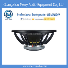full range professional sound system 500W RMS dual 15 inch powerful passive speaker line array speaker