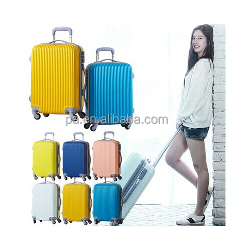 Travel abs luggage bags /cases