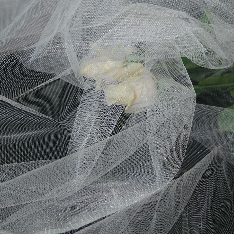 Wholesale 25D soft tulle net fabric
