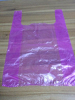 Custom design plastic bag with HDPE, LDPE, PE