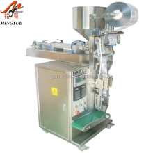 automatic peanut butter sachet filling and sealing machine/chili sauce packing machine/small sachet