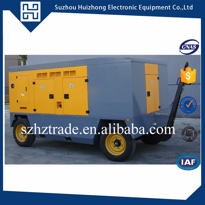 Low price welding diesel generator with volvo engine