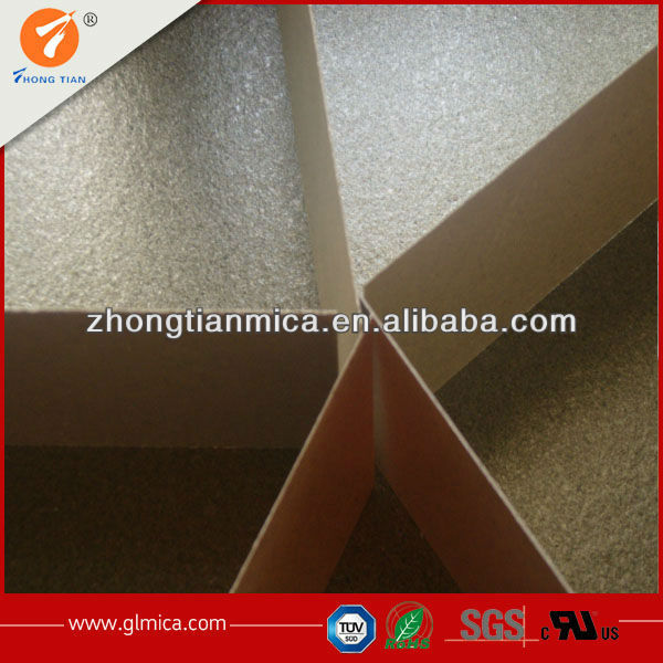 high heat resistant mica laminate sheet