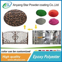 Anyang Star thermosetting plastic powder coating epoxy resin