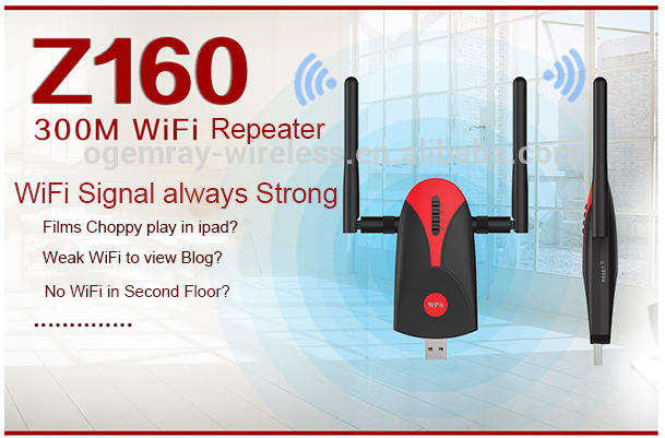 5w wifi signal booster,/high signal big signal wifi adapter