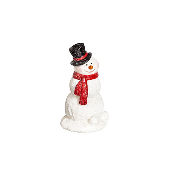Popular Christmas Decoration Resin Outdoor Snowman