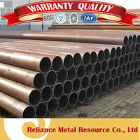 CARBON BLACK MILD STEEL PIPE PROPERTIES