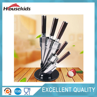 Beauty stainless steel kitchen knife set
