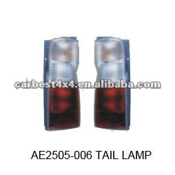 TAIL LAMP FOR NISSAN E25 2005