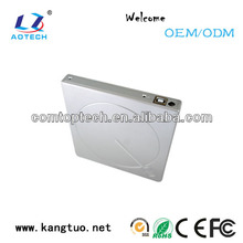 ide to usb 2.0 CD-ROM case usb slim portable optical drive