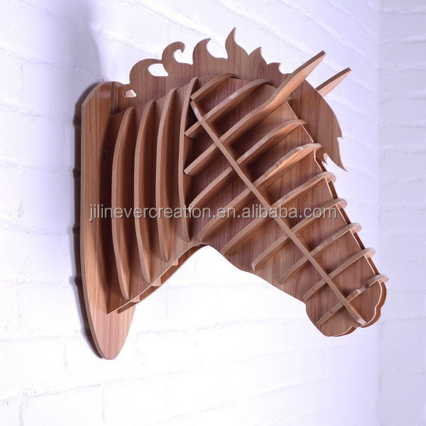 art minds mdf unfinished wood crafts of horse head buy