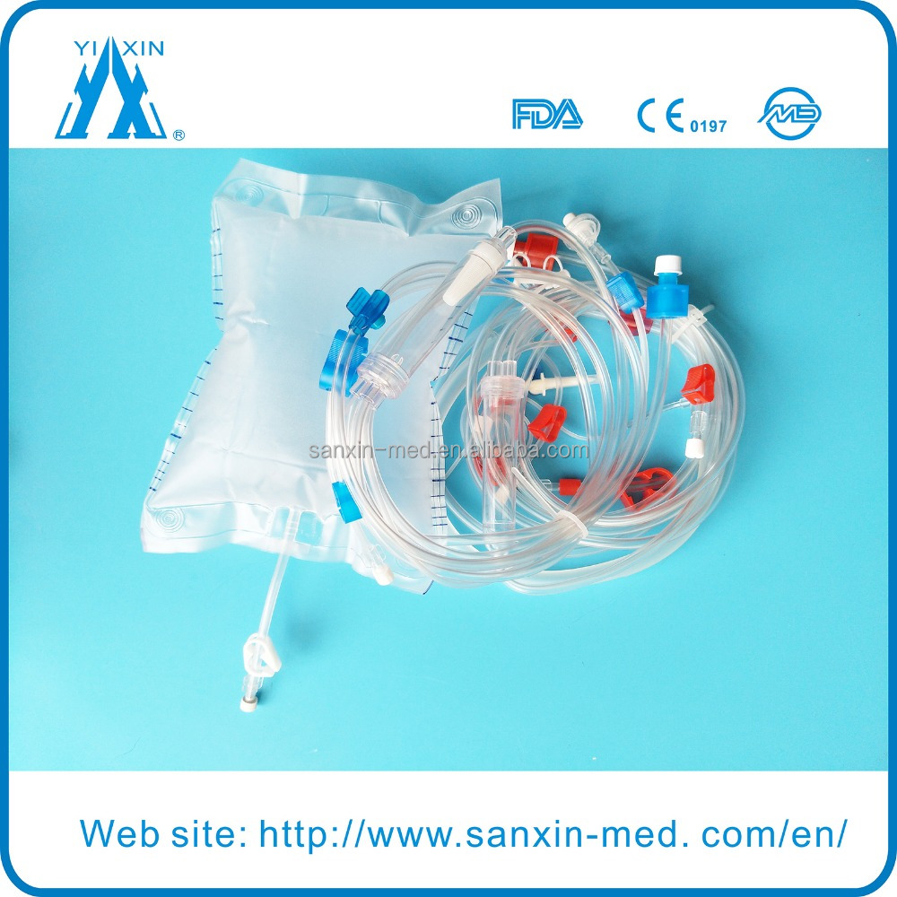 IV set Hemodialysis bloodline set Wound Dressing set
