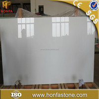 White Crystallized Glass Panel For Offering Free Sample