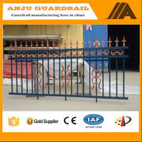 AJLY-918 Ablibaba China best seller Powder coated aluminium slat fence