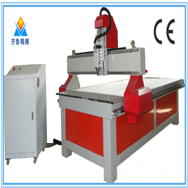 Factory price CNC wood carving machine for wooden furinture with servo motor