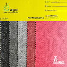 Soft and comfortable PU leather making garment