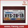 Russian Number Plates for Sale with Hologram and Fantastic Printing