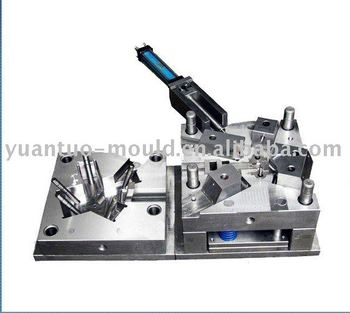 Plastic Injection Mold&Die Tooling Design