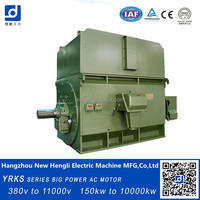 China best brand slip ring electrical ac motor 450 kw
