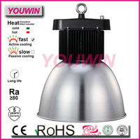 Real long life Meanwell CE RoHS SAA ERP TUV GS approved 120w 150w 200w led high bay light, industrial high bay lighting