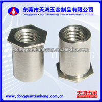 Stainless steel Turning Parts used in automotive/audio precision