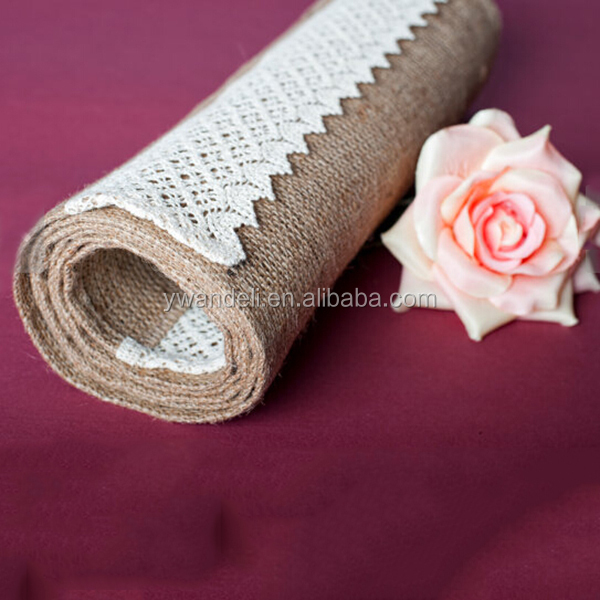 Burlap Table Runner Wedding Decoration,laser cut felt table runner,table runner sizes
