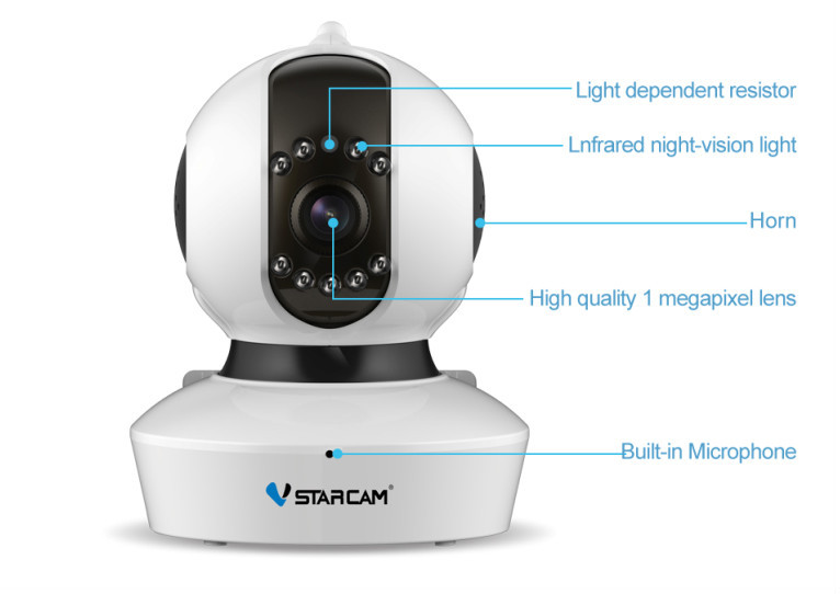 Trade Assurance Supplier ONVIF 1080P/720P wireless ip cctv camera ir security hd 1080p cctv security system