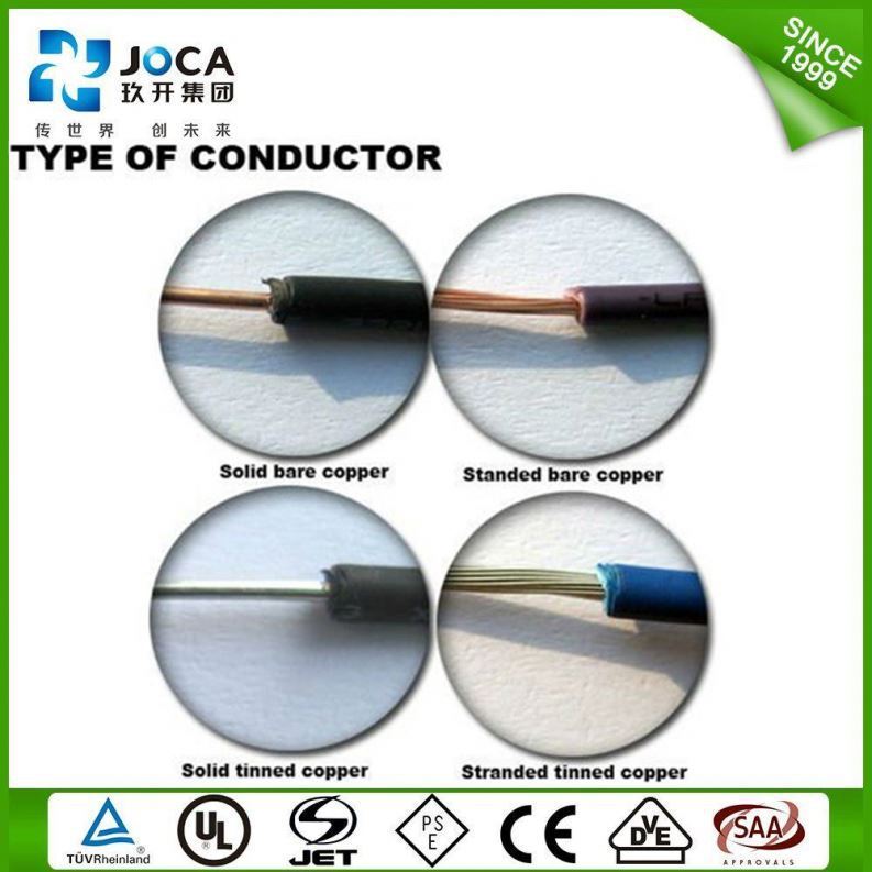 american ul standard Heat Resistant Electric Wire Plastic Cover for connection of electronic equipment