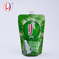 Chinese Supplier Plastic Portable Jelly Packaging Aluminium Pouch For Drinking