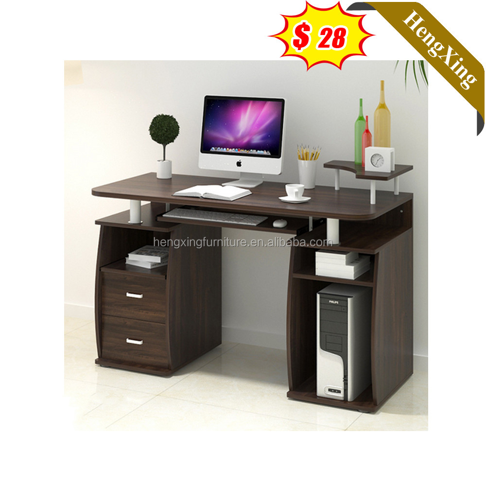 Luxury Wooden Office Table Executive Office Computer table for CEO UL-MFC326