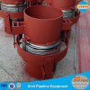 High flexible gimbal hinged expansion joints for Paper industry pipes