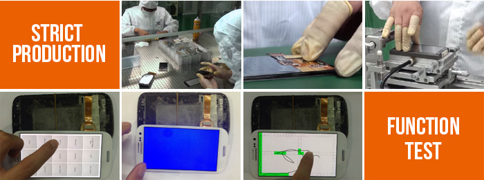 New Arrival N920 LCD Screen For Samsung Note 5 LCD Display with Digitizer Touch