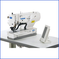 1790S High Speed Computer Controlled Straight Button Holing Sewing Machine Price Shirt Button Makeing Sewing Machine