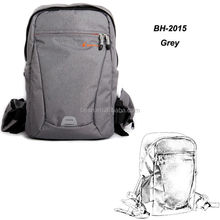 Besnfoto BN-2015 Original Design Grey Professional SLR Camera Digital Backpack for Canon, Nikon